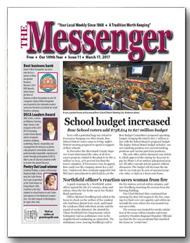 Download The Messenger - March 17, 2017 (pdf)