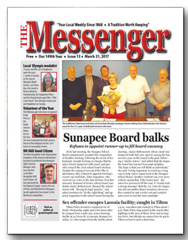 Download The Messenger - March 31, 2017 (pdf)