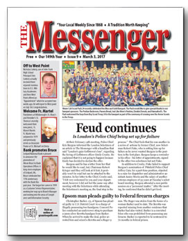 Download The Messenger - March 3, 2017 (pdf)