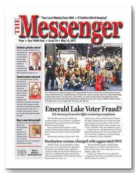 Download The Messenger - May 12, 2017 (pdf)