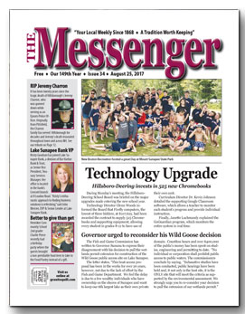 Download The Messenger - August 25, 2017 (pdf)