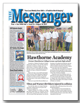 Download The Messenger - August 18, 2017 (pdf)