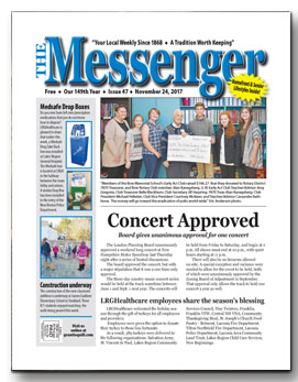 Download The Messenger - November 24, 2017 (pdf)