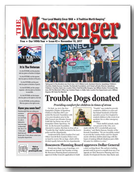 Download The Messenger - November 10, 2017 (pdf)