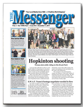 Download The Messenger - December 1, 2017 (pdf)