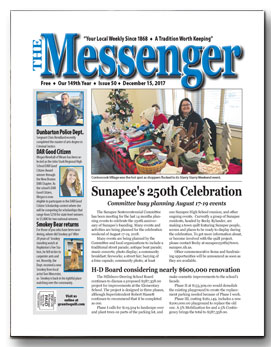 Download The Messenger - December 15, 2017 (pdf)