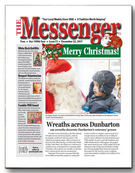 Download The Messenger - December 22, 2017 (pdf)