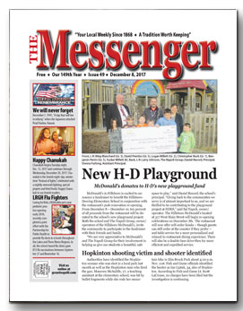 Download The Messenger - December 8, 2017 (pdf)