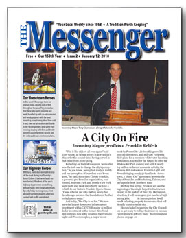 Download The Messenger - January 12, 2018 (pdf)