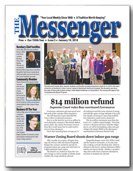 Download The Messenger - January 19, 2019 (pdf)