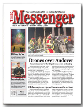 Download The Messenger - January 5, 2018 (pdf)